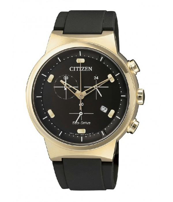 Cronògrafo Citizen Eco Drive - AT2403-15E
